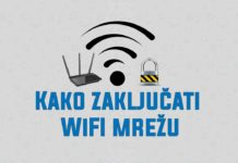 Kako zaključati WiFi ruter