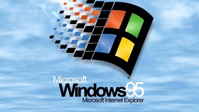 Windows 95 online