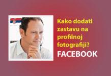 Facebook profilna slika